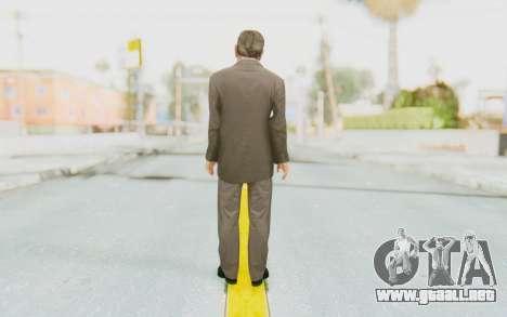Mafia 2 - Clemente para GTA San Andreas tercera pantalla