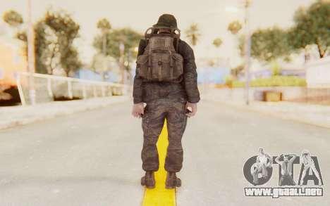 COD BO PVT Pepper Vietnam para GTA San Andreas tercera pantalla