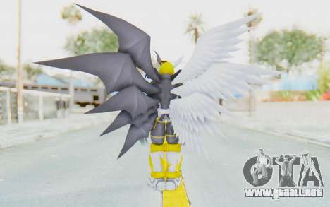 Digimon Masters Lucemon Falldown Mode para GTA San Andreas tercera pantalla
