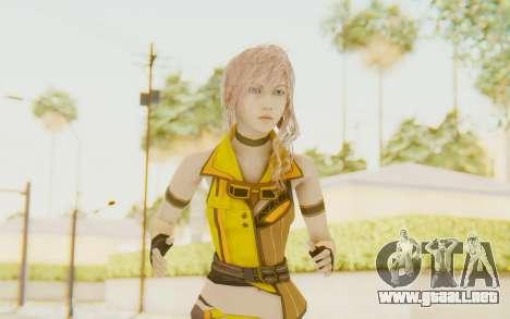 Final Fantasy XIII - Lightning Electronica para GTA San Andreas