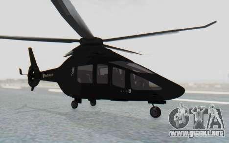 GTA 5 Buckingham Volatus v1 IVF para GTA San Andreas