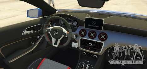 Mercedes-Benz A45 AMG 2017 para GTA 5