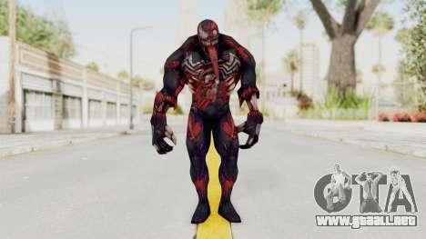 Marvel Future Fight - Venom Secret War (Zombie) para GTA San Andreas segunda pantalla