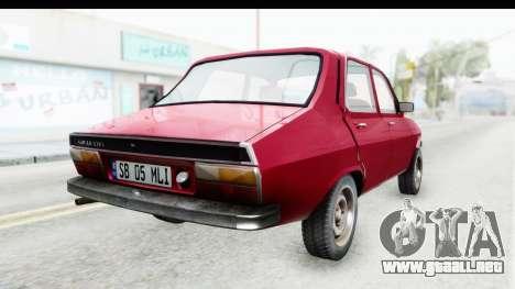 Dacia 1310 TLX v2 para GTA San Andreas left