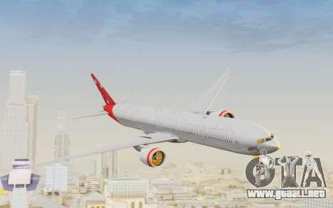 Boeing 777-300ER Virgin Australia v1 HD para GTA San Andreas