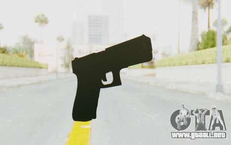 GTA 5 Hawk & Little Pistol .50 para GTA San Andreas segunda pantalla