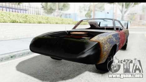 Dodge Charger Daytona F&F Bild para GTA San Andreas