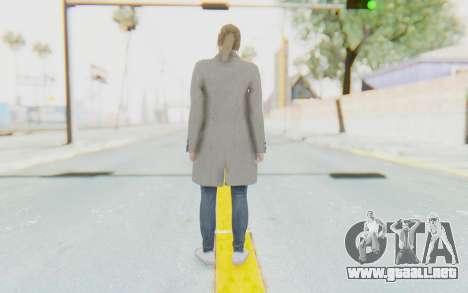 GTA Online Finance and Felony Skin 4 para GTA San Andreas tercera pantalla