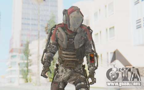 CoD AW Atlas Elite para GTA San Andreas