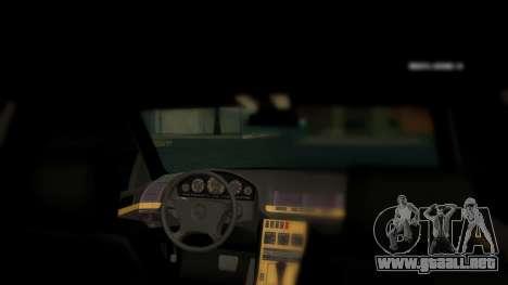 Mercedes-Benz S600 W140 AMG para la visión correcta GTA San Andreas