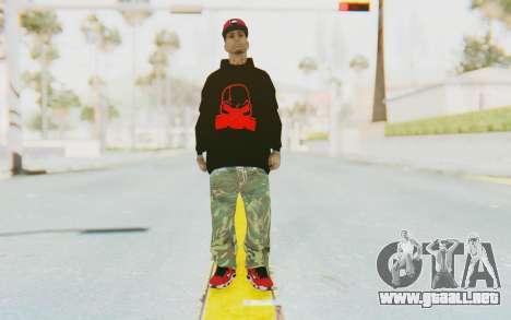 Maddogg Skin para GTA San Andreas segunda pantalla
