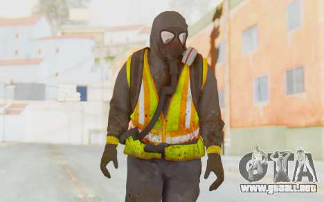 The Division Cleaners - Incinerator para GTA San Andreas