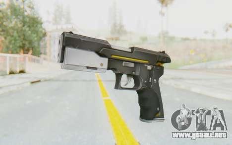 Yuri Pistol para GTA San Andreas