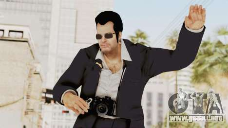 Dead Rising 2 Off The Record Frank West Glasses para GTA San Andreas