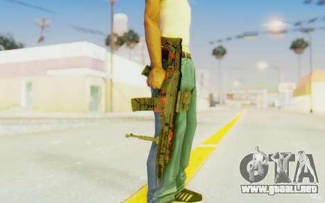 ACR CQB Magma para GTA San Andreas tercera pantalla