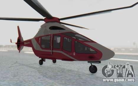 GTA 5 Buckingham Volatus v2 IVF para la visión correcta GTA San Andreas