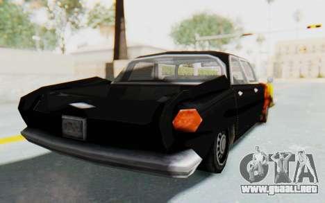 GTA VC Cuban Glendale para GTA San Andreas left