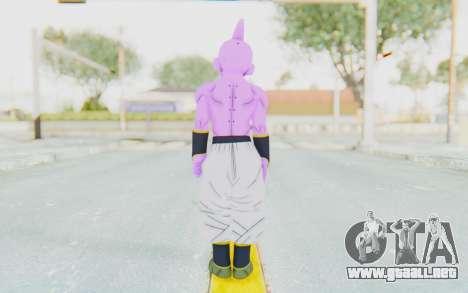 Dragon Ball Xenoverse Kid Buu v2 para GTA San Andreas tercera pantalla