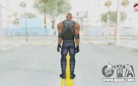 Marvel Future Fight - Blade para GTA San Andreas tercera pantalla