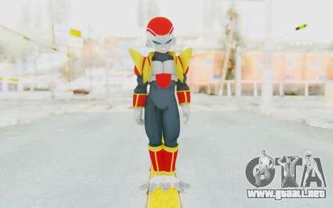Dragon Ball Xenoverse Super Baby Frieza para GTA San Andreas segunda pantalla