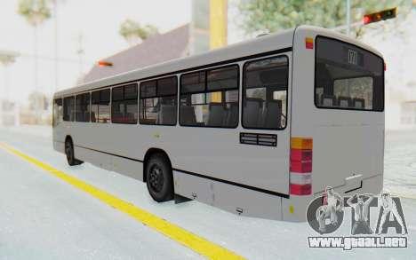 Pylife Bus para GTA San Andreas left