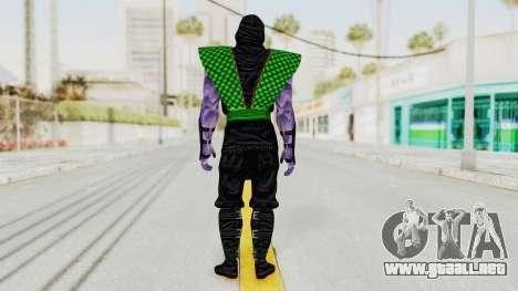 Snake MK1 para GTA San Andreas tercera pantalla