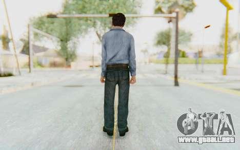 Mafia 2 - Vito Scaletta Prison para GTA San Andreas tercera pantalla