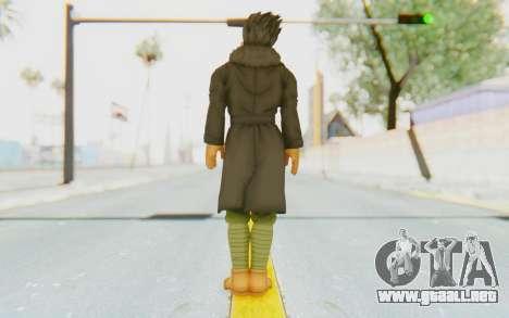 Dragon Ball Xenoverse Goten Time Patrol para GTA San Andreas tercera pantalla