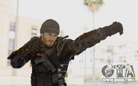 CoD Advanced Warfare Gideon para GTA San Andreas