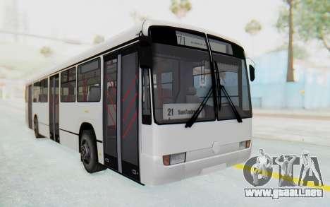 Pylife Bus para la visión correcta GTA San Andreas