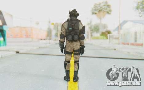 Federation Elite Assault Desert para GTA San Andreas tercera pantalla