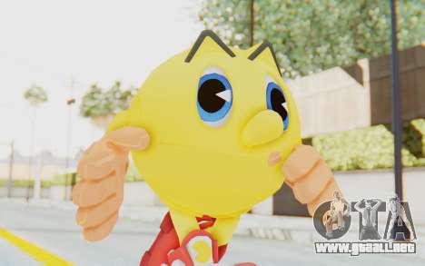 Pac-Man v1 para GTA San Andreas