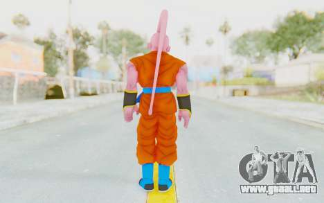 Dragon Ball Xenoverse Super Buu Goku FnF Absorbe para GTA San Andreas tercera pantalla
