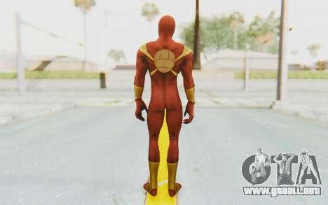 Marvel Heroes - Iron Spider para GTA San Andreas tercera pantalla