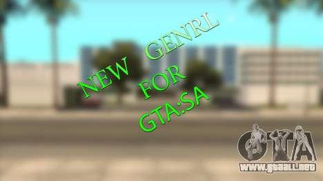 Nuevos sonidos de armas para GTA San Andreas