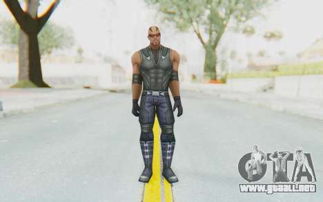 Marvel Future Fight - Blade para GTA San Andreas segunda pantalla
