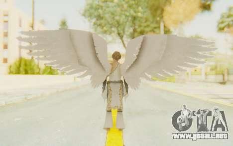 Angel Skin para GTA San Andreas tercera pantalla