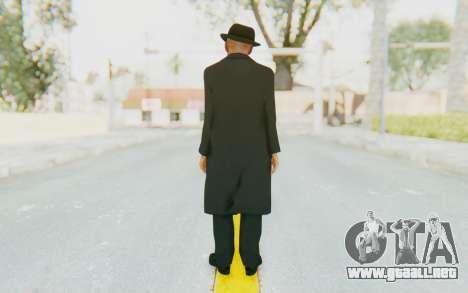 Mafia 2 - Jimmy Vendetta Black Suit para GTA San Andreas tercera pantalla