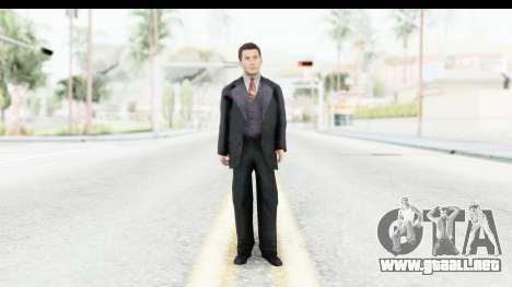 Mafia 2 - Henry Tomasino para GTA San Andreas segunda pantalla