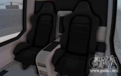 GTA 5 Buckingham Volatus v1 IVF para visión interna GTA San Andreas