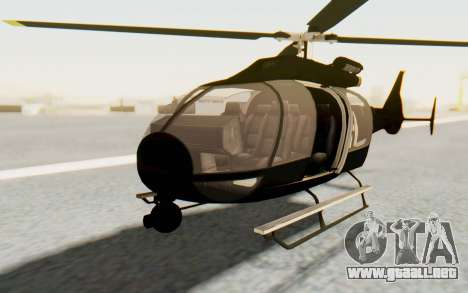 GTA 5 Maibatsu Frogger FIB para la visión correcta GTA San Andreas