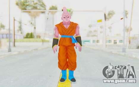 Dragon Ball Xenoverse Super Buu Goku FnF Absorbe para GTA San Andreas segunda pantalla
