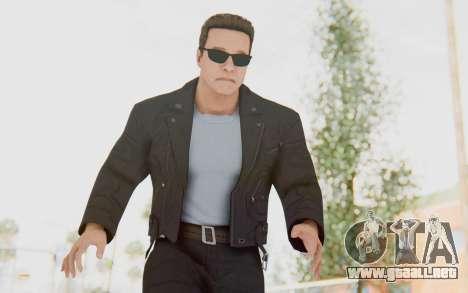 WWE2k16 Arnold Schwarzenegger Terminator para GTA San Andreas