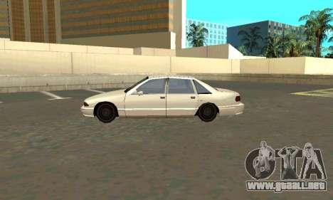 Caprice styled Premier para GTA San Andreas left