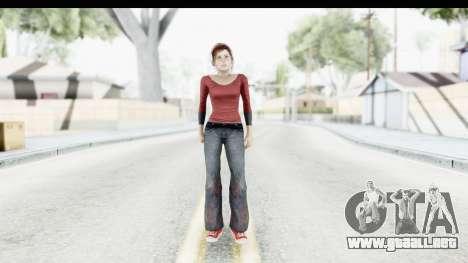 The Last of Us - Eli para GTA San Andreas segunda pantalla