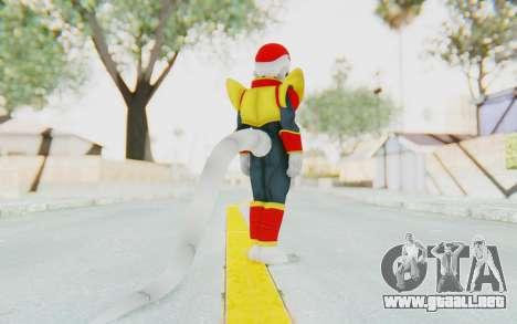Dragon Ball Xenoverse Super Baby Frieza para GTA San Andreas tercera pantalla