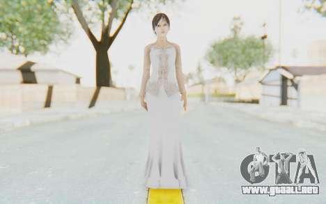 Linda Meilinda Kebaya Indonesian Wedding Dress para GTA San Andreas segunda pantalla