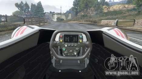 BAC Mono v2.0 para GTA 5