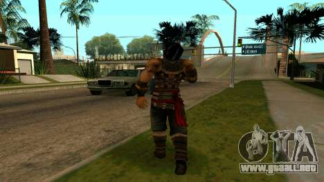 Prince Of Persia Warrior Within para GTA San Andreas tercera pantalla