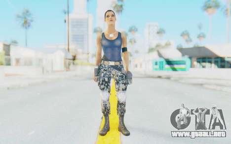 Mortal Kombat X - Jacqui Briggs para GTA San Andreas segunda pantalla